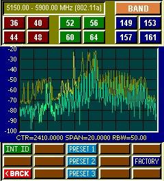 BumbleBee-EX Spectrum Analyzer