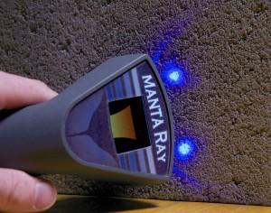 Manta Ray Cell Phone Detector