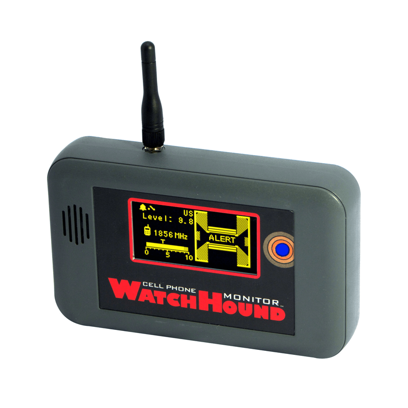 WatchHound Cell Phone Detection Monitor