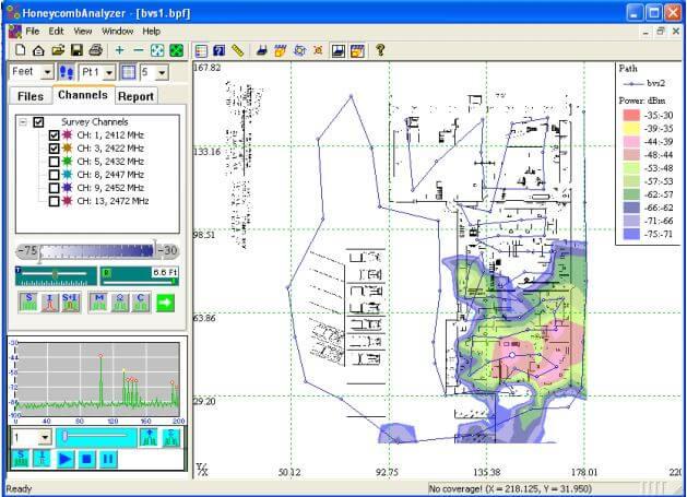 BumbleBee RFID Spectrum Analyzer Archives | BVS Wireless