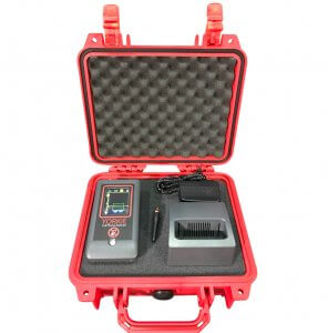 carrying case bvs wireless detection. Black Bedroom Furniture Sets. Home Design Ideas